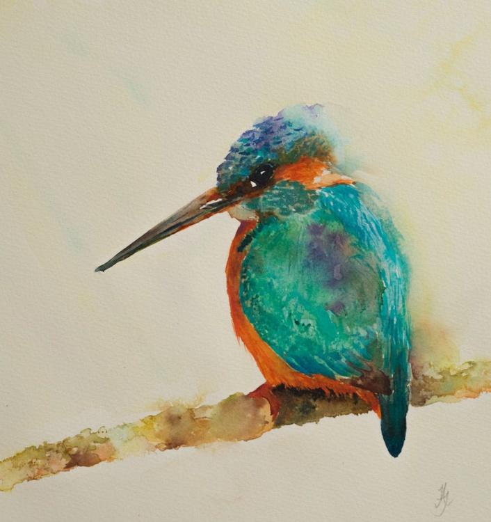 Kingfisher  Halcyon Days - Image 0