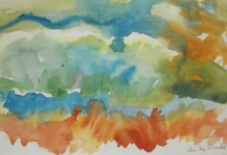 Montara Hills with Artist Friend #3