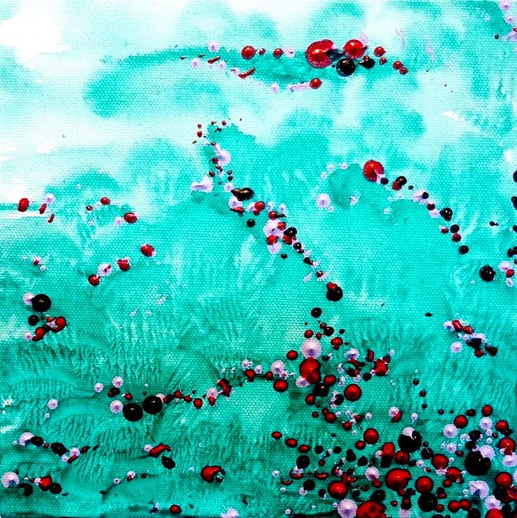 Green Jellyfish - Image 0