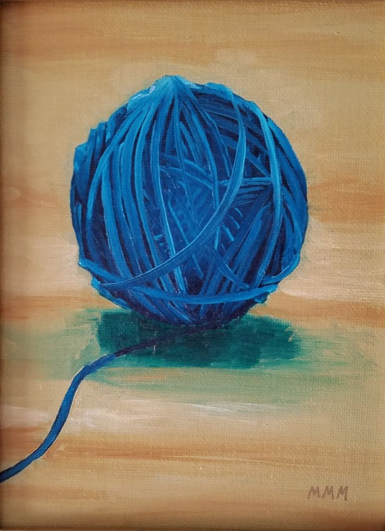 Yarn Ball - Image 0