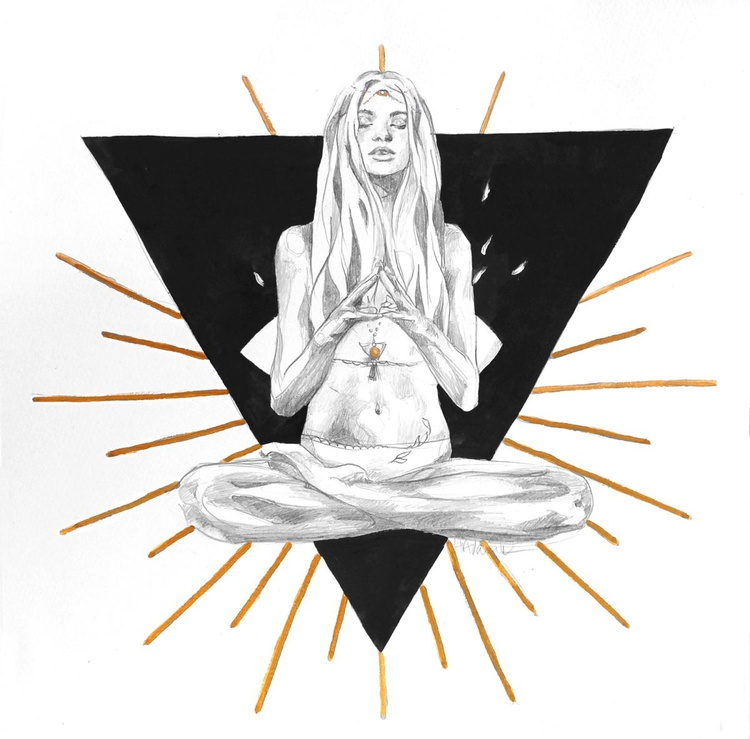 Burning Gold - Image 0