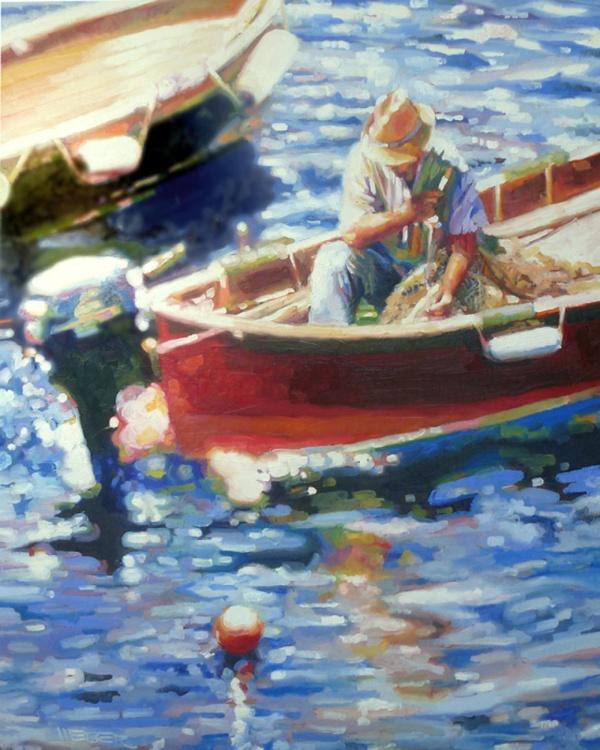 Mending The Nets - Image 0