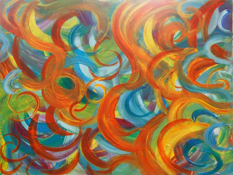 Dance of colors - Image 0