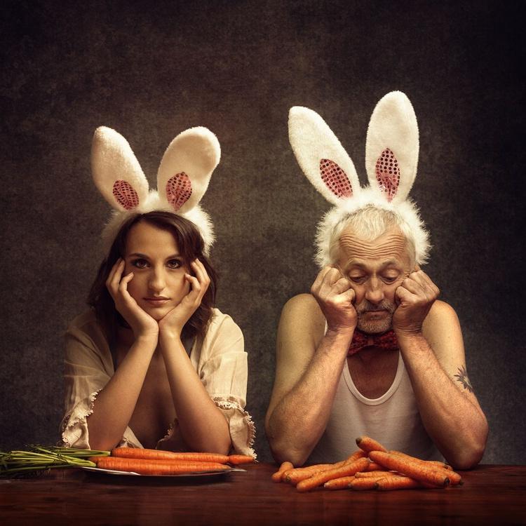 Dinner / Mr Rabbit Series / Small edition - Image 0