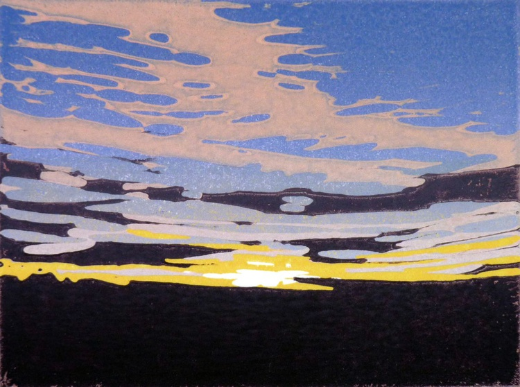 Mini October Sunset - Image 0