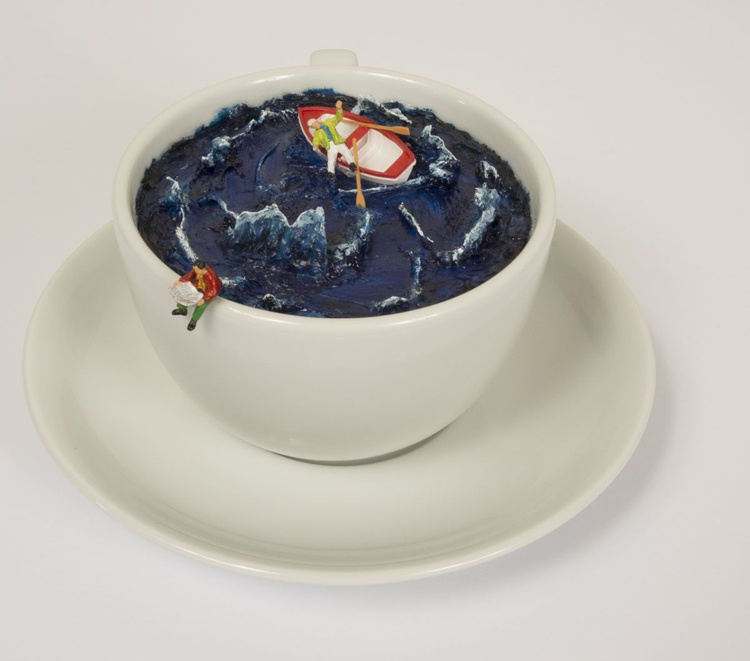 Storm in a teacup - Image 0