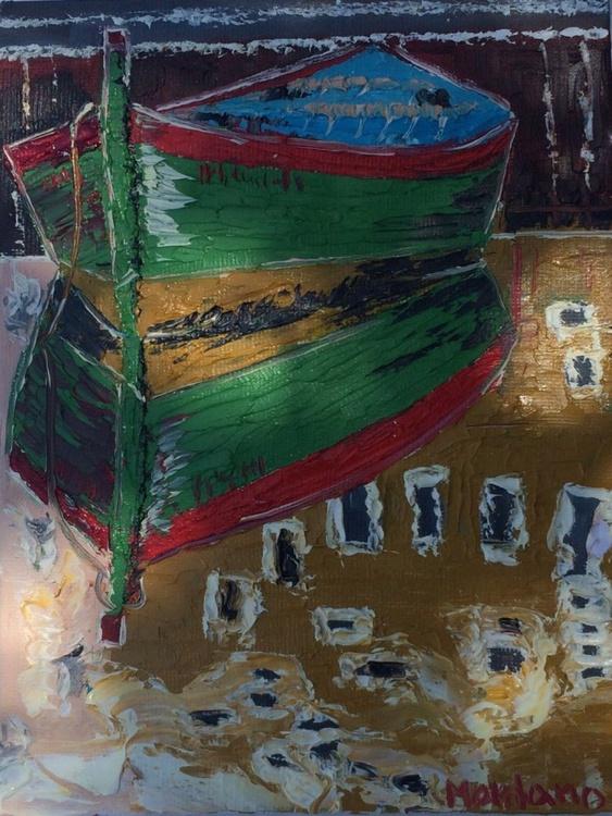 Boat reflection - Image 0