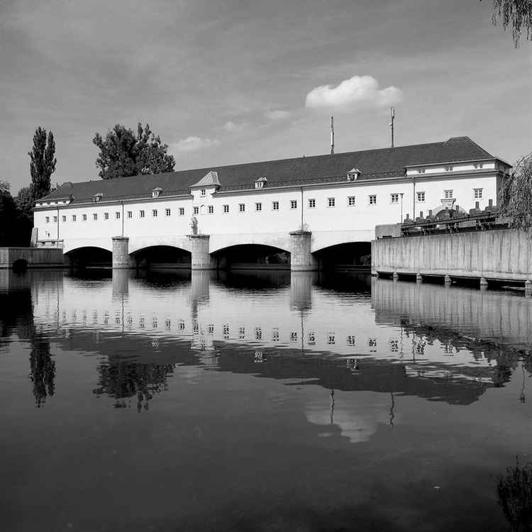 Isar bridge Munchen -