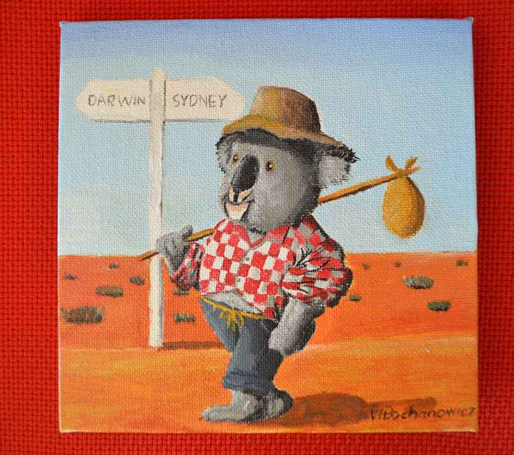The Travelling Koala -