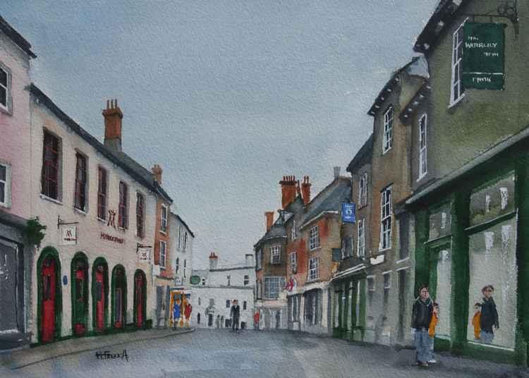 Timberhill, Norwich.