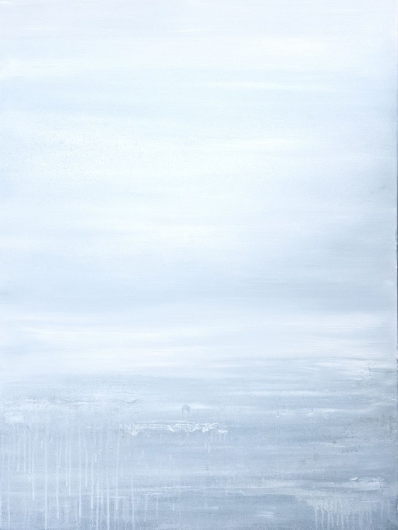 """""""Lost in Silence"""" 40""""x30"""" - Image 0"""