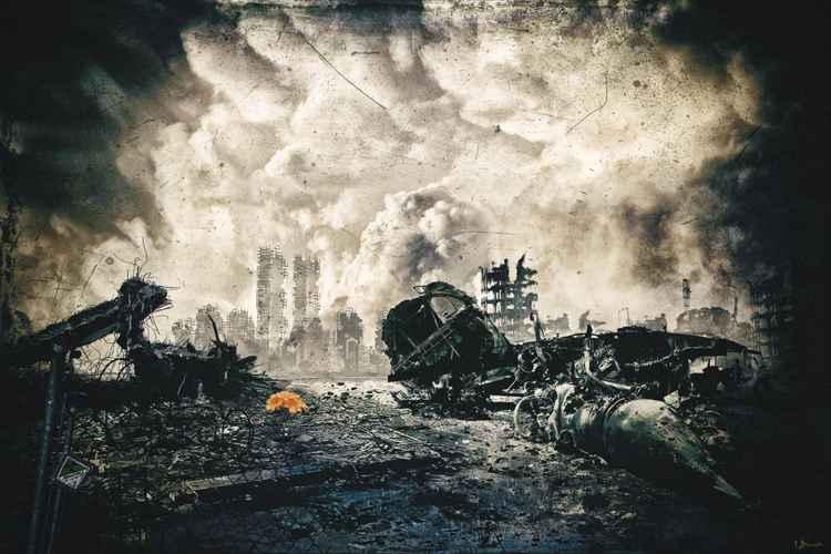Survivor - Limited Edition of 10 -