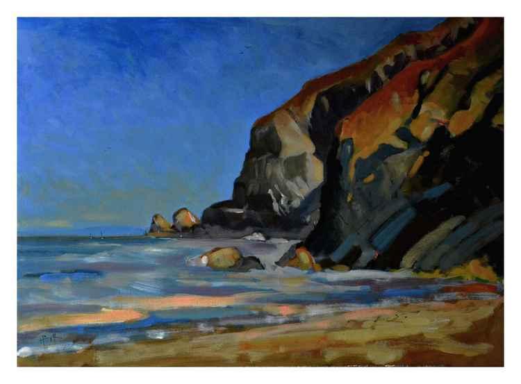PENBRYN BEACH - Ceredigion