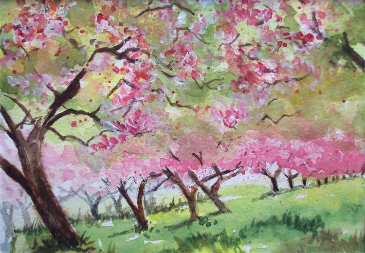 Little Apple Orchard Blossom - Image 0