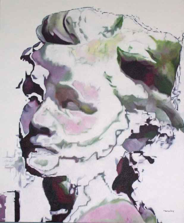 """Inspiré de la """"Châtelaine"""" de C.CLAUDEL -"""