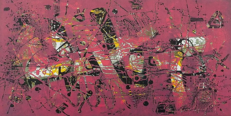 Composition-III(in pink) - Image 0