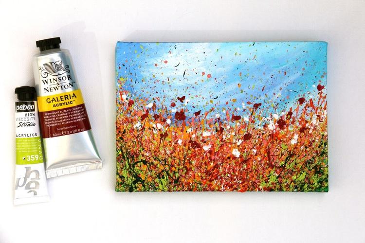 Sunshine Poppies - Image 0
