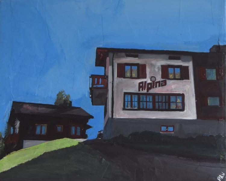 Alpina Hotel, Pizol, Switzerland - Image 0