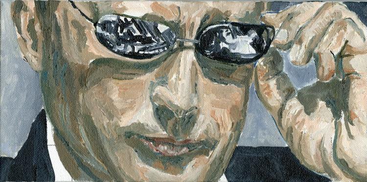 ' Putin's Eyes ' - Image 0