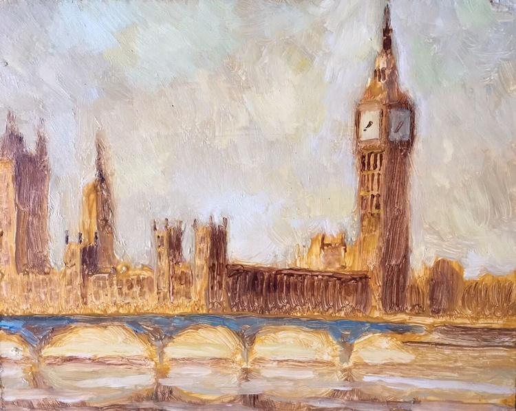 London Golden Light - Image 0