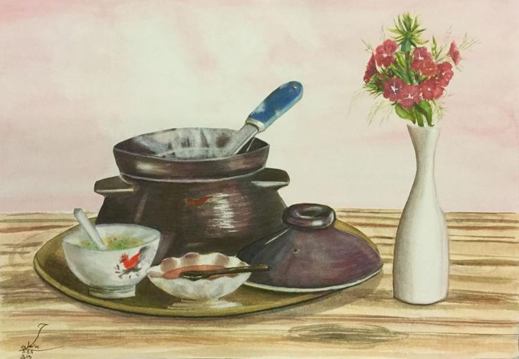Chinese Dinner Set - Image 0