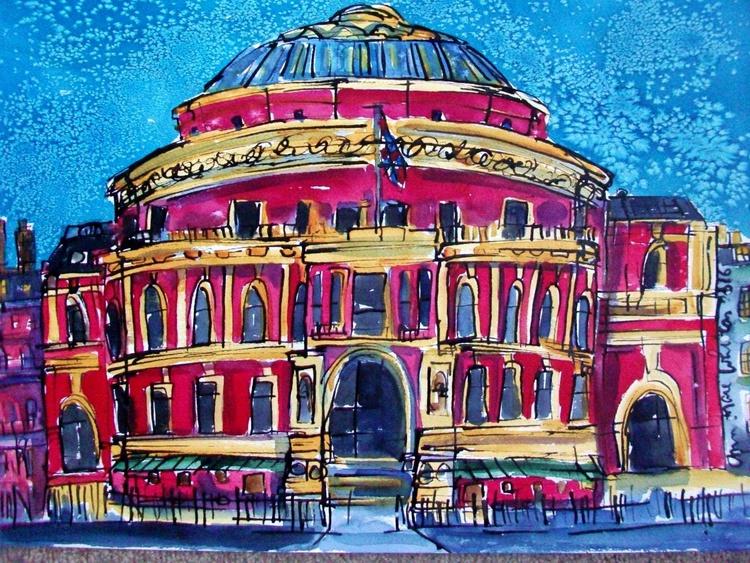 The Royal Albert Hall London - Image 0