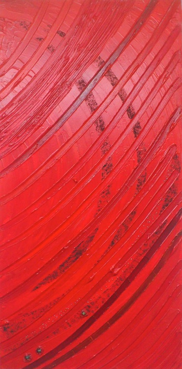 Colors and relief #1319 (40x80cm) - Image 0