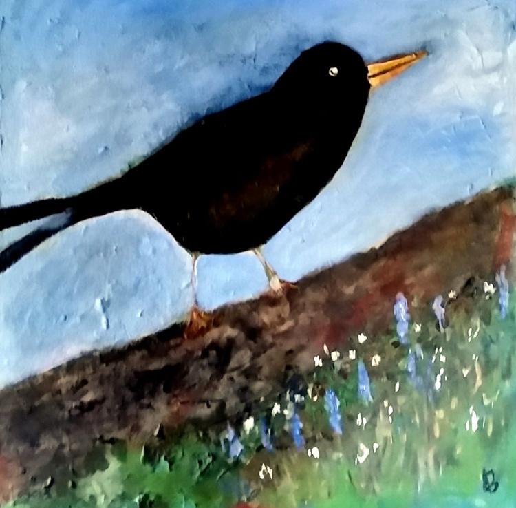 """Blackbird"" - Image 0"