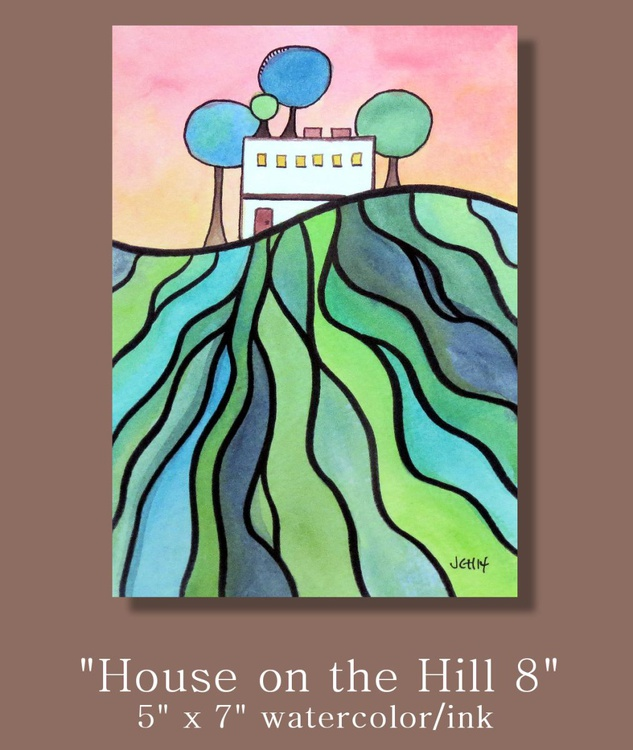 House on the Hill 8 - Image 0