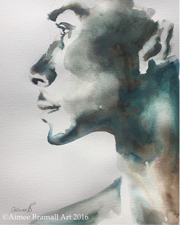 Portrait II Waiting - Image 0