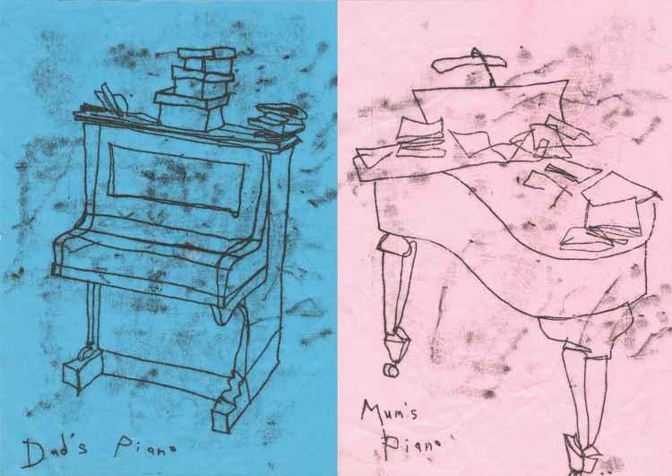 Mum and Dad's Pianos -