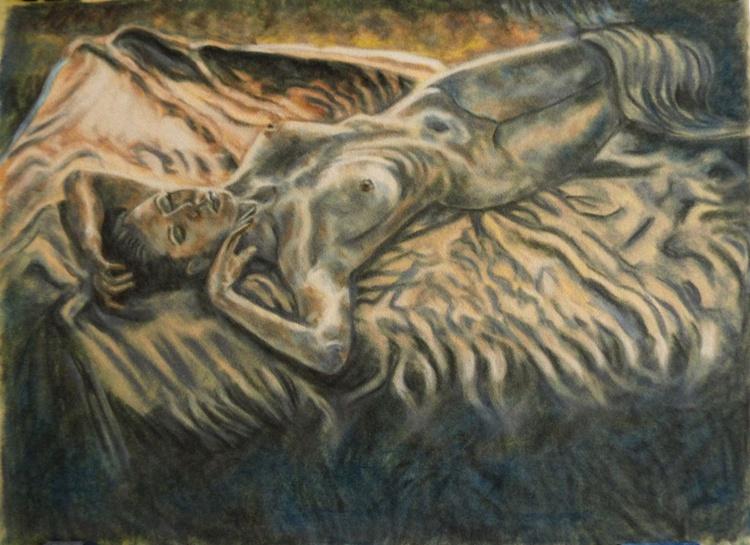 Sleep chameleon / not for sale - Image 0