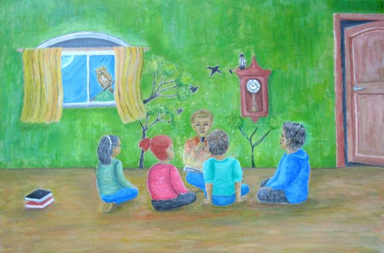 Storyteller - Image 0