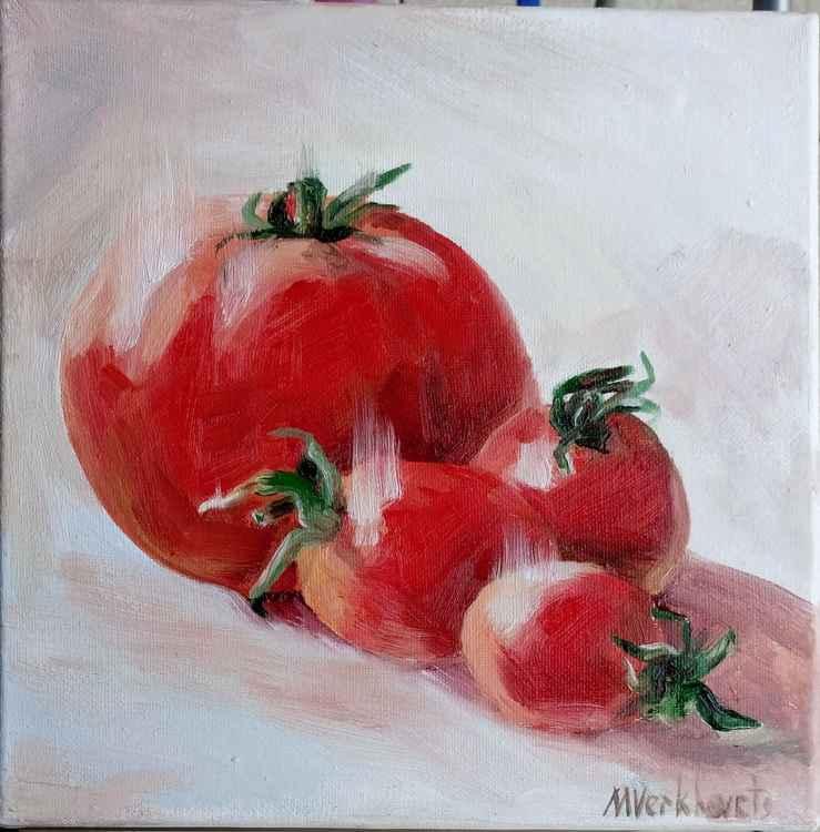 Summer tomato. -