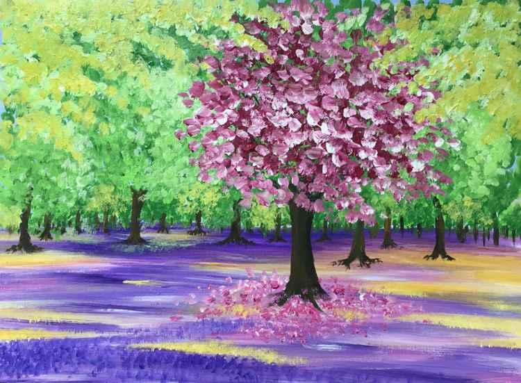 Woodland Blossom -