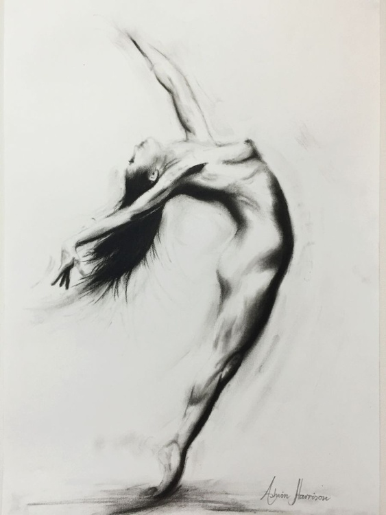 The Embrace of Body and Ballet- Part 2 - Image 0