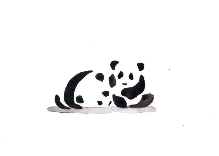 Two pandas 2115D