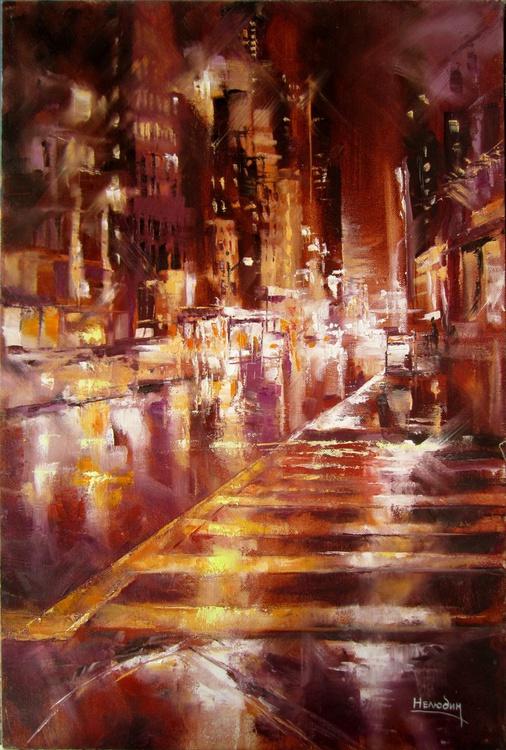 Silent city(Молчаливый город) - Image 0