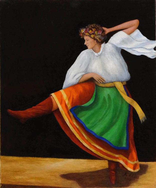 Eurasian Dancer - Image 0