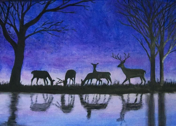 Deer pasturing - Image 0