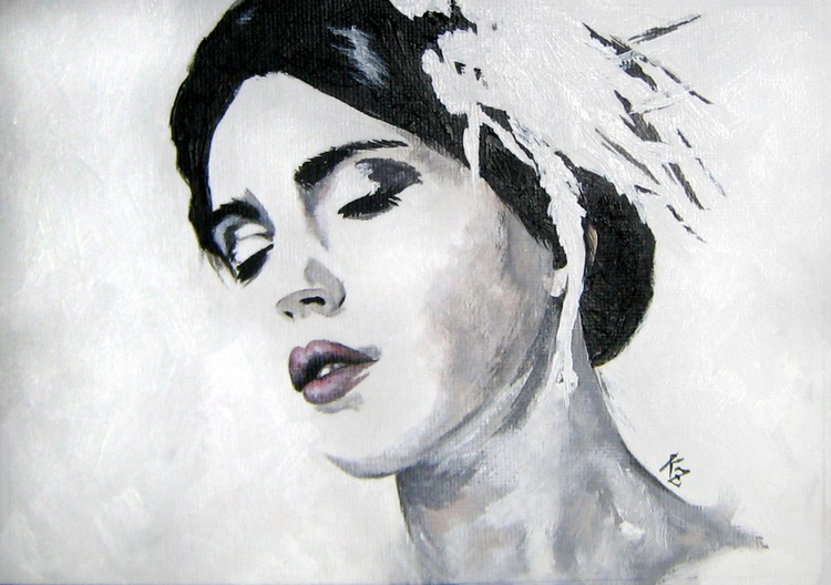 Emma #1 (PORTRAIT SERIES #4) - Image 0