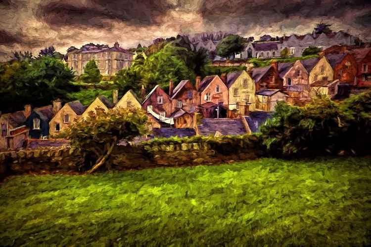 Hillside Homes In Cork Ireland -