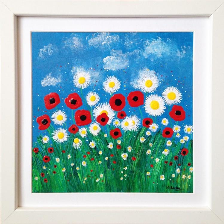 Poppies & Daisies - Image 0