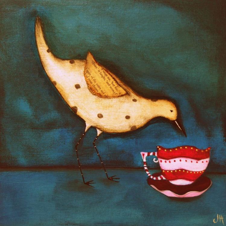 The Bird Who Came To Tea.., - Image 0