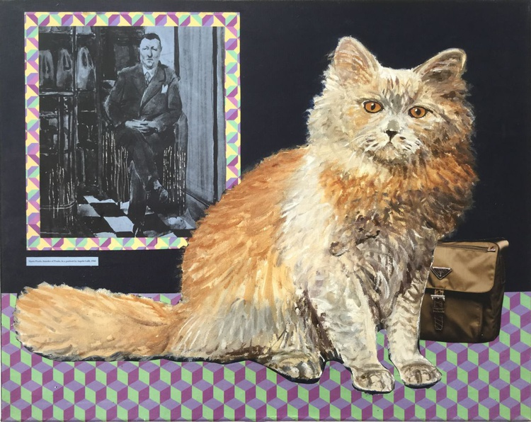 Mr Prada's cat - Image 0