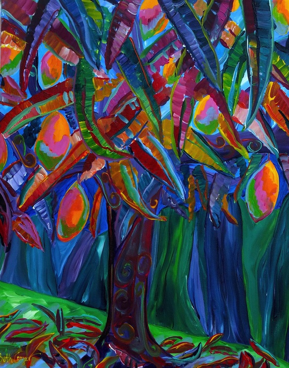 Ranibow Mango Tree - Image 0