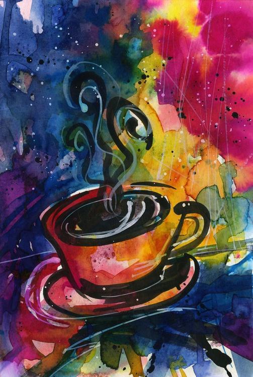Coffee Dreams No 10 - Image 0