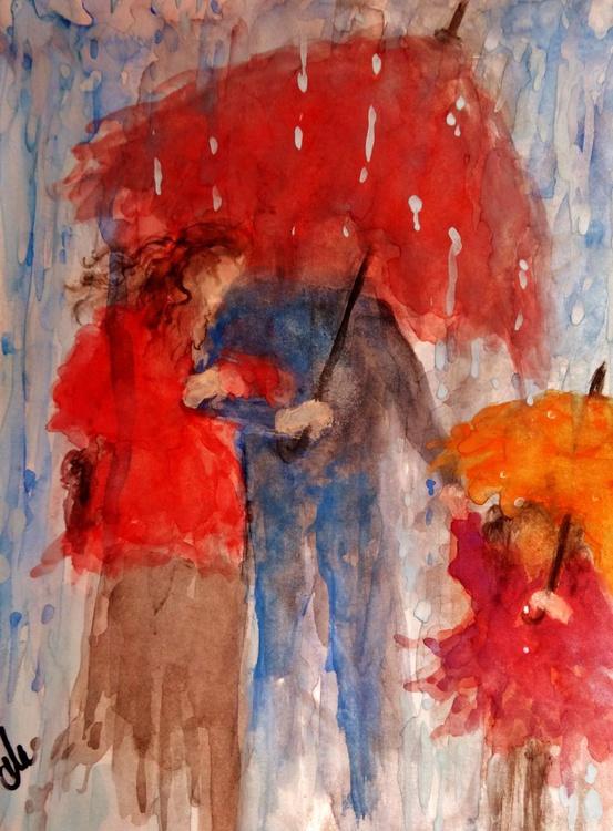 Fun in the rain.. - Image 0