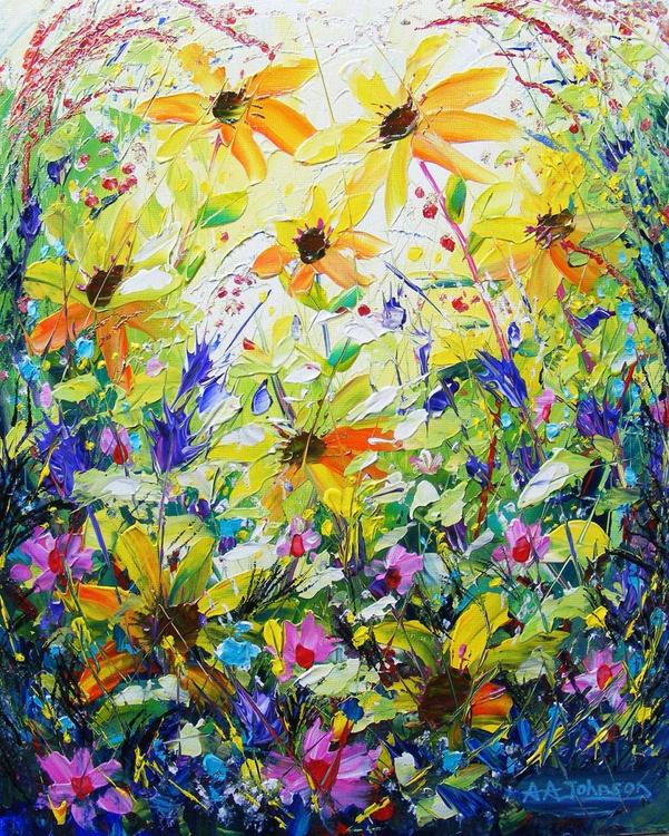 "Summer flowers - ""Summer Bloomers"" - Image 0"