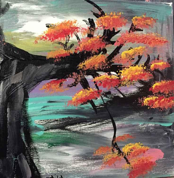 Tree Series #3 -